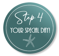 step 4 your special day