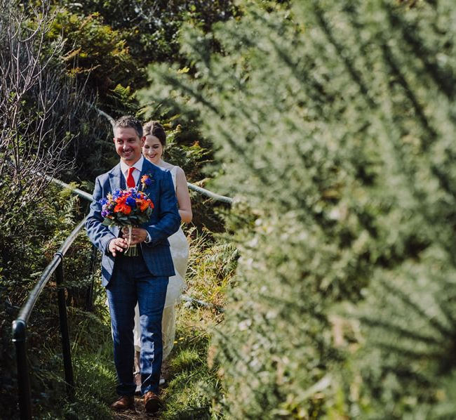 woodland weddings at watermouth cove